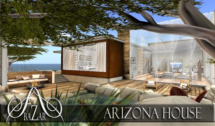 SALE!!! ~BAZAR~ Arizona House (furnished)