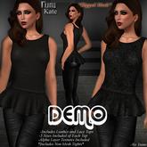 DE Designs - Rune - Kate  - DEMO