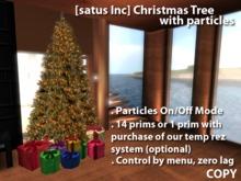 [satus Inc] Christmas Tree