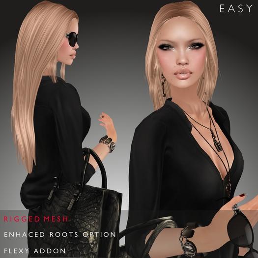 Vanity Hair::Easy- DEMO(MESH)