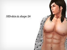 HOT DIVE-skin & shape 24 all