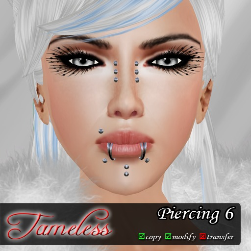 Tameless Piercing 5