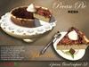 Aphrodite pecan pie- Christmas cake