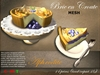 Aphrodite Brie en croute with blueberries- Holidays pie-