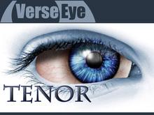 MESH - Tenor - Blue - Artistic Eyes by VerseEye