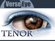 MESH - Tenor - Brown - Artistic Eyes by VerseEye