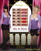 Body & Soul - BEAUTY BOUTIQUE -  Complete Avatar - Mix & Match Make-up - Duo Set - Medium