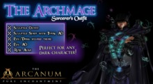 "The Archmage ""Dark Wizard"" Outfit"
