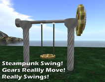 Ve's Steampunk Swing **SALE!**