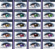 MESH - Tenor - Fat Pack (All 20 Colors) - Artistic Eyes by VerseEye