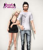 PURPLE POSES - Couple 194