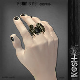 KOSH- ADAIN RING [chopper]