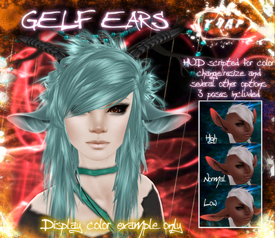 [][]Trap[][] Gelf Ears