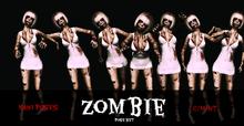 nani - zombie pose set