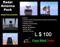 Radar Antenna Pack