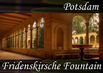 Atmo-Potsdam - Fridenskirsche Fountain 0:20