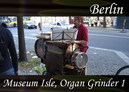 Atmo-Berlin - Museum Isle, Organ Grinder 1 1:30
