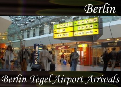 Atmo-Berlin - Berlin-Tegel Airport Arrivals 2:00