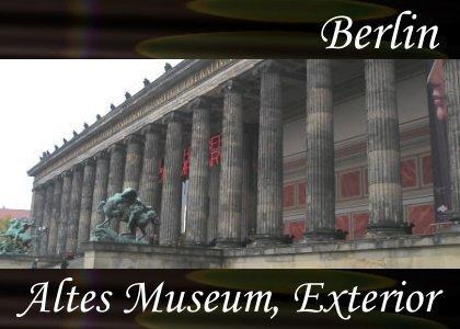 Atmo-Berlin - Altes Museum, Exterior 2:00
