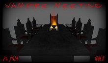 vampire meeting