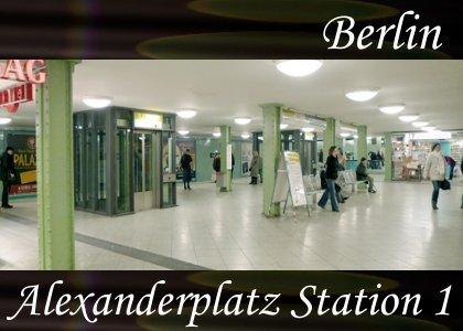 Atmo-Berlin - Alexanderplatz Station 1 0:50