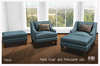 LISP - Mesh - Anna Chairs Set - Texture Change