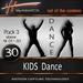 Kids p3 30 dance pack