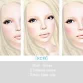 [XCW] Blush - Roses