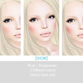 [XCW] Blush - Strawberries