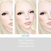 [XCW] Blush - Peaches