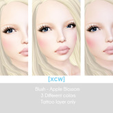[XCW] Blush -  Apple Blossom