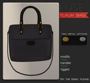 LUSE - Tlauh Bag - Titanium (Grey)
