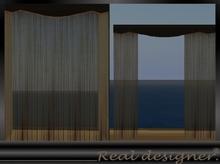 *Cortina/Taru Touch Slide curtain