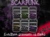Emo punk bracelets %286 pack%29 free