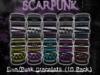 [Scarpunk] Emo/Punk Bracelets (10 Pack)