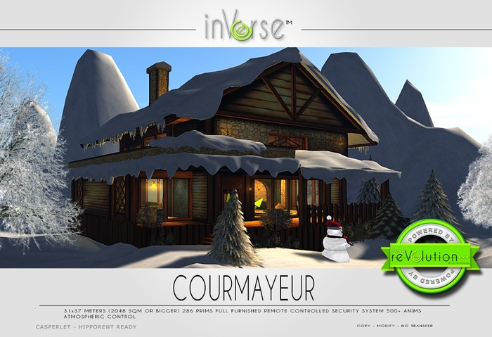 COURMAYEUR _ furnished multiseason cottage