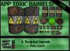 APP Toxic barrels