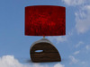 Table Lamp with Shade - 1 (only 3 prims!)