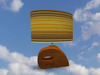 Table Lamp with Shade - 3 (only 3 prims!)
