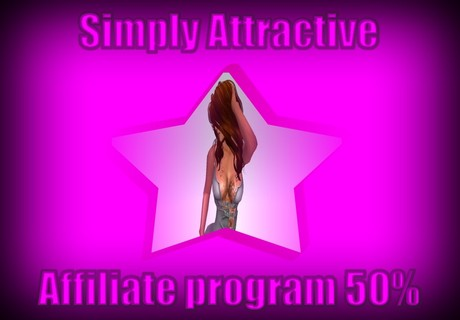 ~Simply attractive~ affiliate program 50% profit share! sell sexy female dress and suits!