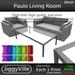 Paulo Living Room