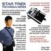 STAR TREK, TOS, Spock Scanning