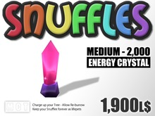 Snuffles Breedables Energy - 2,000 Energy Crystals