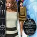 SHEY - Marla Knit Mesh Dress