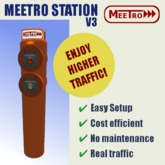 MEETRO - More traffic the smart way!