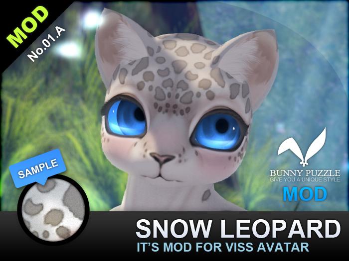 [MOD] NO.01.A ::Snow leopard:: Snow