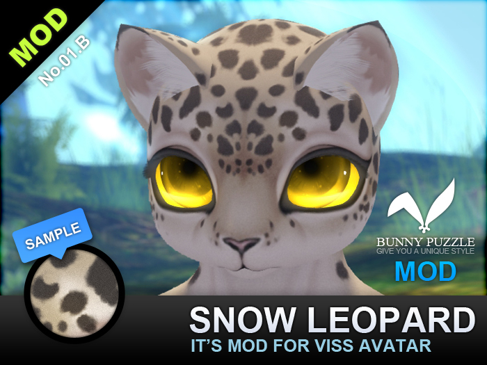 [MOD] NO.01.B ::Snow leopard:: Yellow