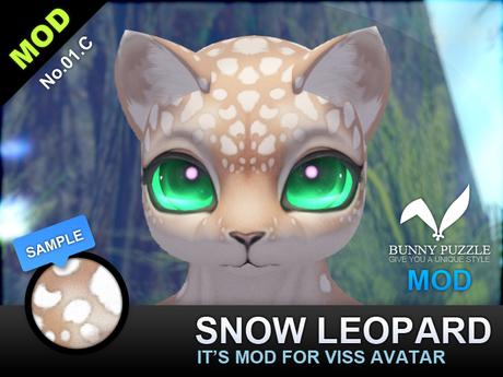 [MOD] NO.01.C ::Snow leopard:: Orange