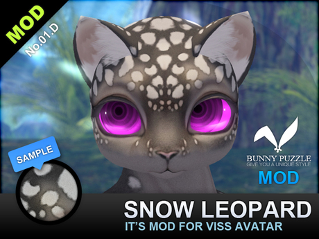 [MOD] NO.01.D ::Snow leopard:: Dark