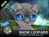 [MOD] NO.01.E ::Snow leopard:: Green